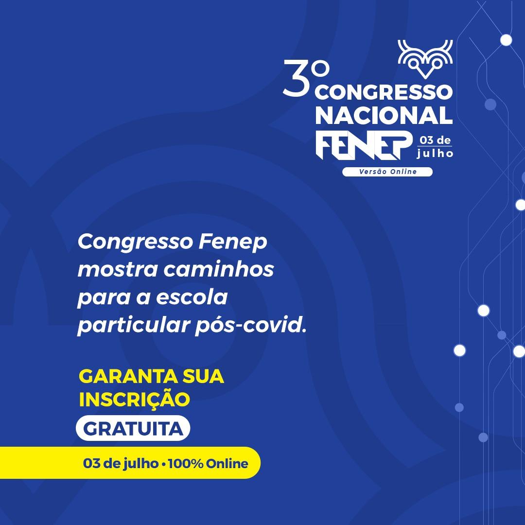 3° Congresso Nacional FENEP