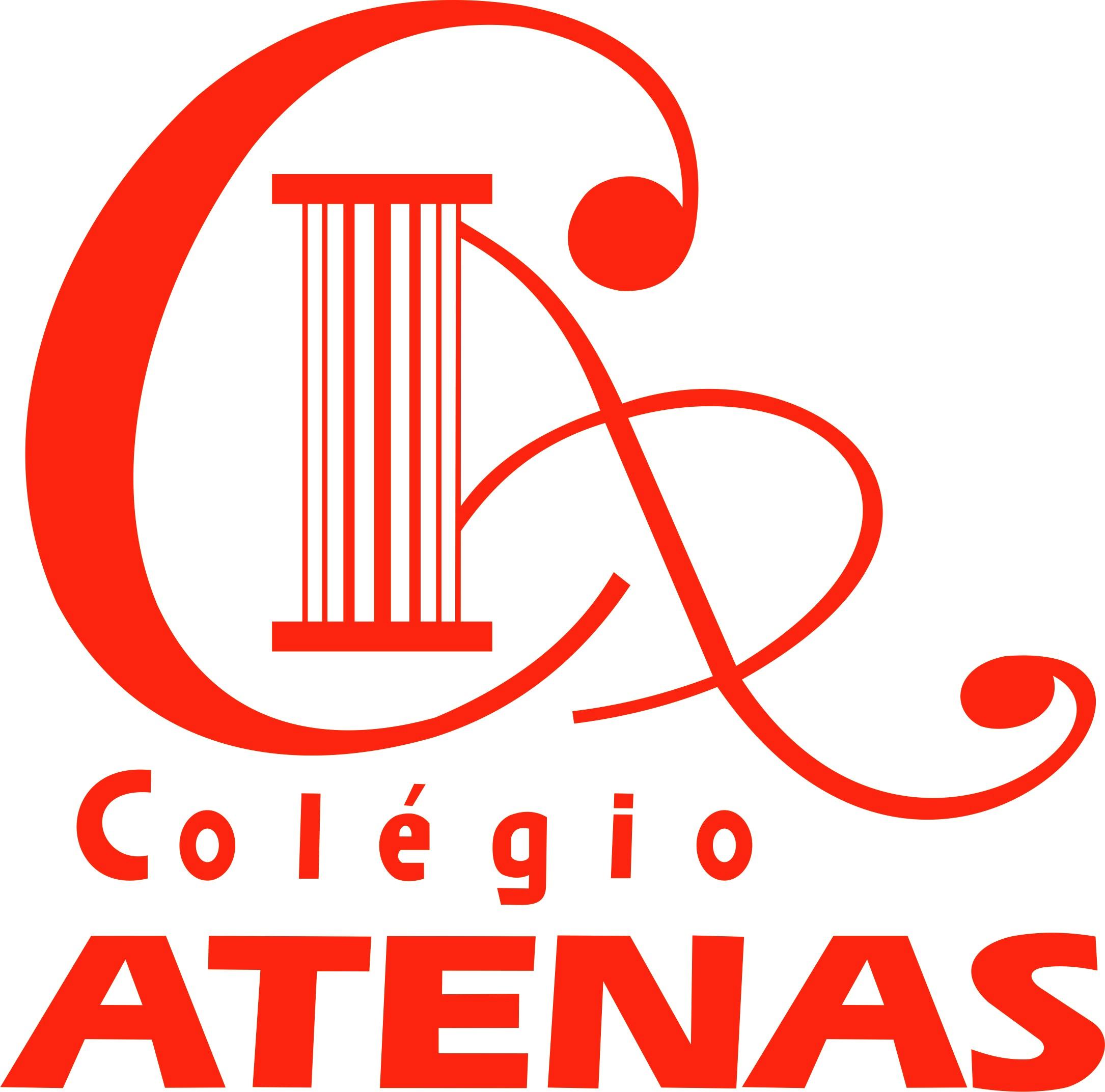 LOGO COL ATENAS CIDADE GAUCHA